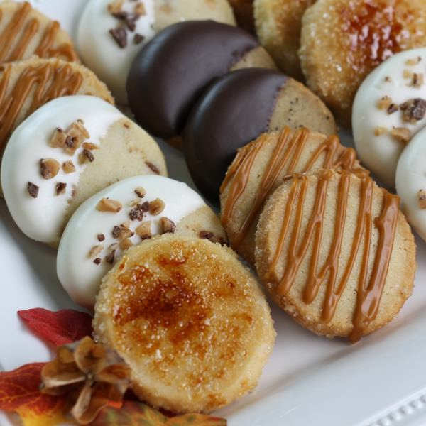 Fall Shortbread Sampler-0