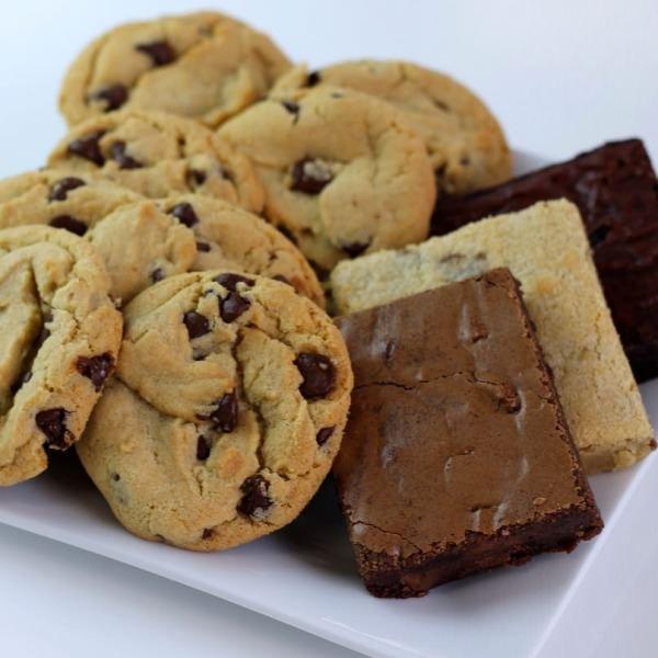 Favorite Cookie Brownie Combo-0