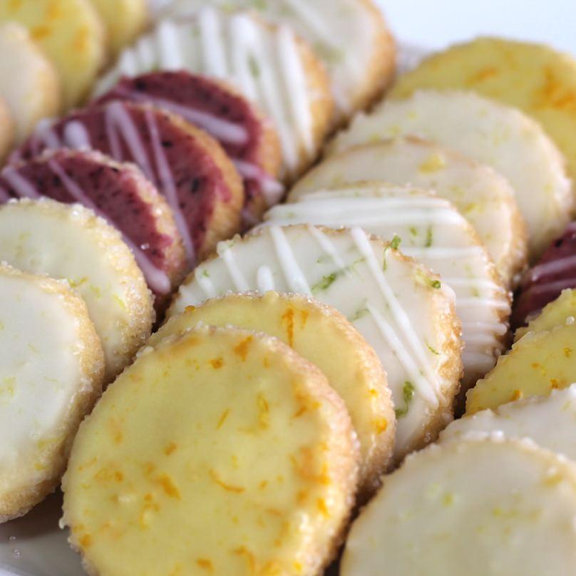 Fruity Delicious Shortbread Sampler -0